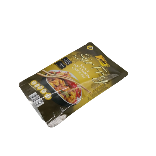 Misture-proof Laminated Plastic Retort Pouch For Food