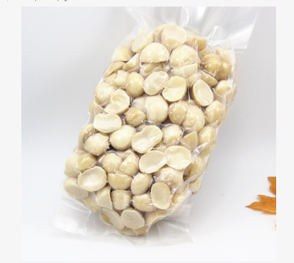 Plastic Vacuum Seal Bag and Pouch for Nut