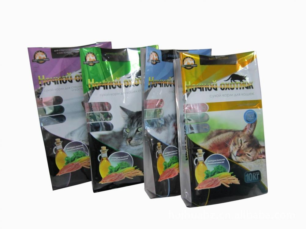 Pet Food Retort Pouch